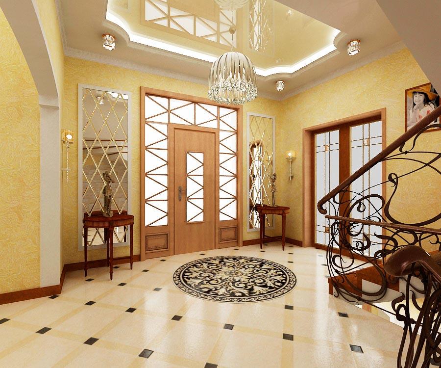 Элитный дизайн квартир москва